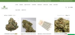 Weed Delivery in Vancouver BC