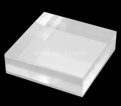 Wholesale blank acrylic block for UV printing – Factory direct sale