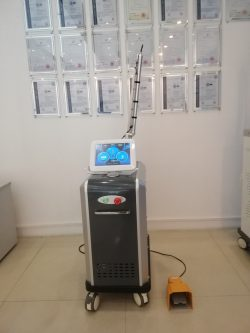 Super Picosecond Laser Tattoo Removal Machine China Manufacturer