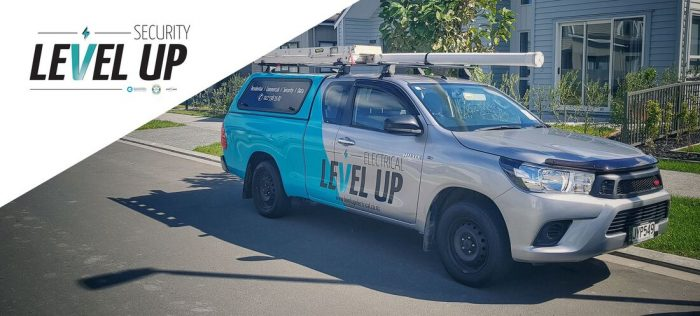 Security Camera Installation in Auckland   levelupsecurity.co.nz