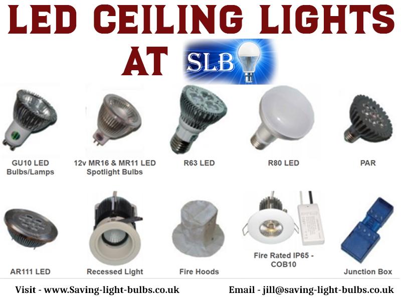 LED Ceiling Lights At Saving Light Bulbs