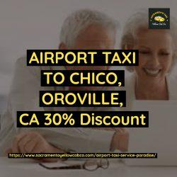 Airport Taxi Sacramento | Sacramentoyellowcabco.com