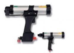 What are the characteristics of glue guns?