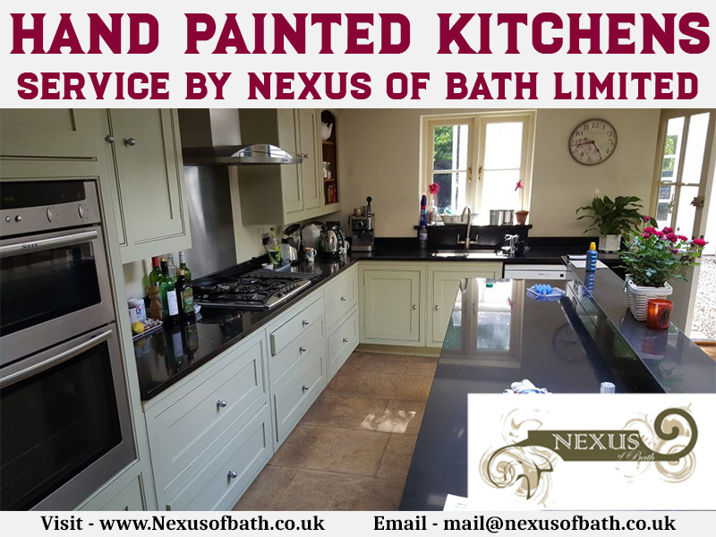 Hand Painted Kitchens Service By Nexus of Bath Limited
