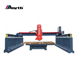 Stone Polishing Machine And Precise Positioning