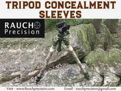 Tripod Concealment Sleeves At Rauch Precision LLC