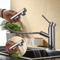Scegli il rubinetto da cucina giusto per risolvere una varietà di problemi