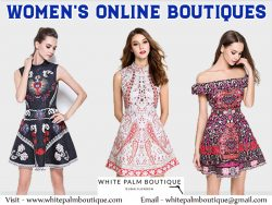 Women's Online Boutiques At White Palm Boutique