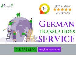 Certified German Translation Agency