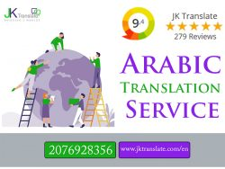 Certified Arabic Translation Agency