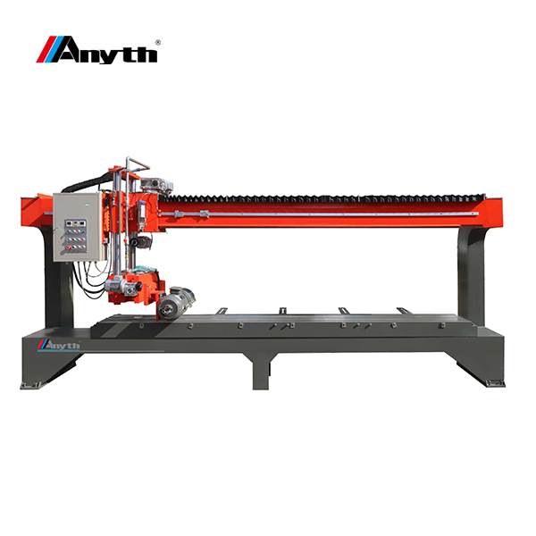 Granite Cutting Machine Improvement Project