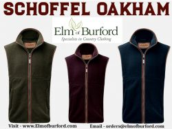 Schoffel Oakham At Elm of Burford