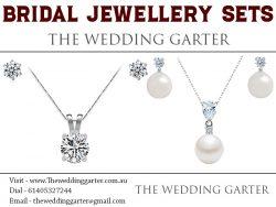 Bridal Jewellery Sets At The Wedding Garter