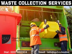 Waste Collection Services By QA1CS