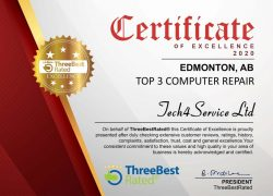 Computer Help in Edmonton – Tech4Service Ltd