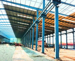 PTH Steel Structure Warehouses