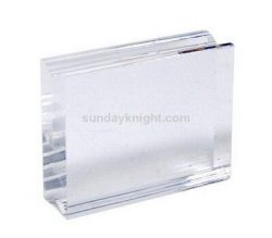 Acrylic stamping block – China factory custom made service