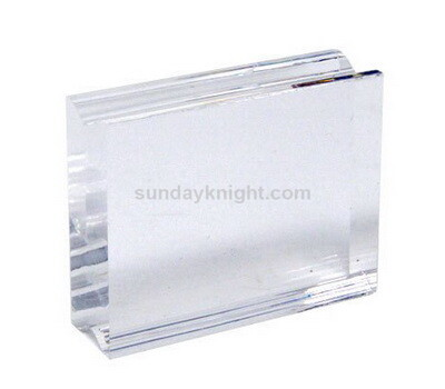 Acrylic stamping block – China factory custom made service