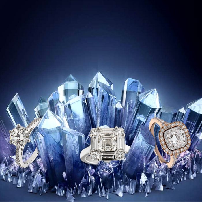 Beautiful Diamonds Rings Earrings – G&S Diamonds