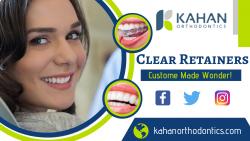 Align Your Teeth with Kahan Orthodontics