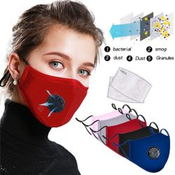 Anti Pollution PM2.5 Face Mask
