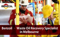 Benzoil – Waste Oil Recovery Specialist in Melbourne