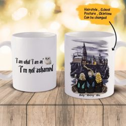 Personalized School Of Magic Mug – Best Friends