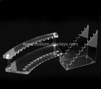 Clear pen display stand, Cheap acrylic pen display stands