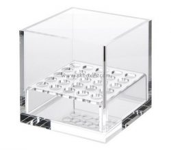 Custom clear acrylic display case BDC-2142