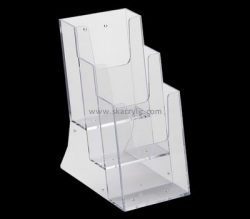 Custom wall 3 tiers acrylic leaflet holders BH-2229