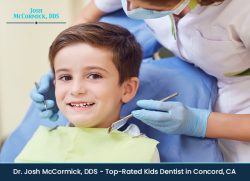Dr. Josh McCormick, DDS – Top-Rated Kids Dentist in Concord, CA