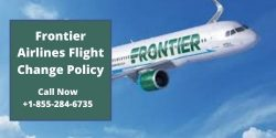 Frontier Airlines Flight Change Policy, Fee, Change Flight Same Day
