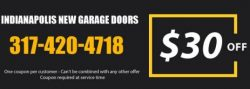 Indianapolis New Garage Doors