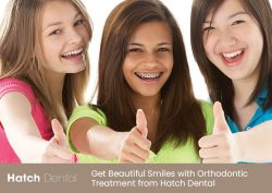 Get Beautiful Smiles with Orthodontic Treatment from Hatch Dental