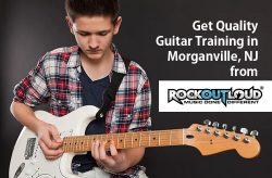 Get Quality Guitar Training in Morganville, NJ from Rock Out Loud