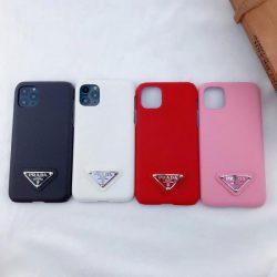 プラダ iPhone12/11/11proケース ブラント PRADA Galaxy s20/s20 plusケース