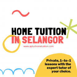Home Tuition in Selangor