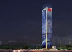 Landscape Lighting Project of Shenzhen Hon Kwok Building