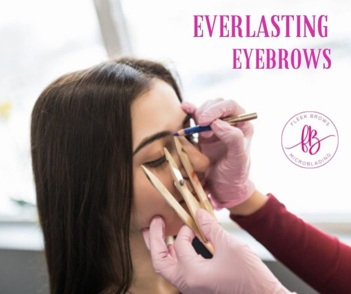 Improve Your Eyebrow's Appearance With Us