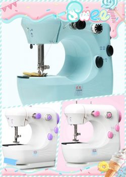 Super cute sewing machine! Free Shipping Online~