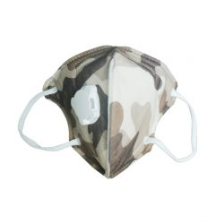 Camo Kids Face Mask KN95 Suitable for Children 2-10 Years Old