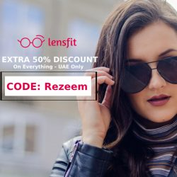 Lensfit 50% OFF💰 On Eyeglasses, Sunglasses & More