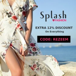 Splash Fashions: Extra 12% Discount💰 On Everything👗🥿👜