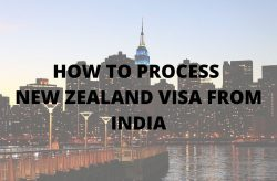 New Zealand Visitor Visa From India