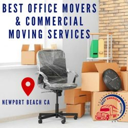 Best Commercial Movers in Orange County, CA