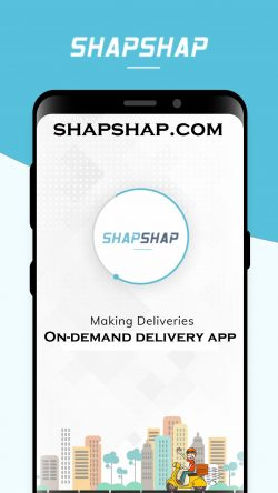 On demand grocery delivery Nigeria