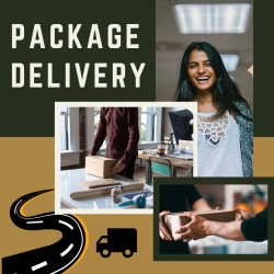 Package Deliveries and Movers