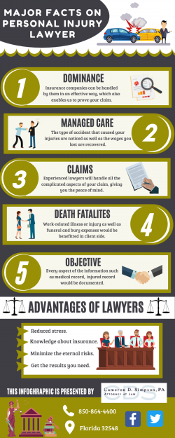 Personal Injury Lawyers for Insurance Defense