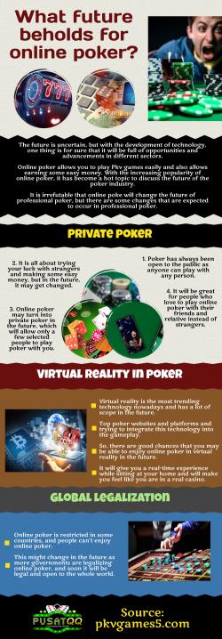 Poker Gambling-Detailed Information