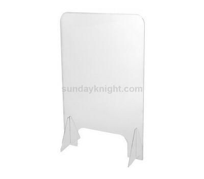 Portable Freestanding Sneeze Guard – Factory direct sale